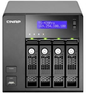 QNAP TS-439 Pro Turbo NAS
