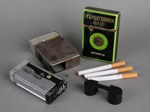 Kamera in der Zigarettenverpackung © USSRPhoto.com