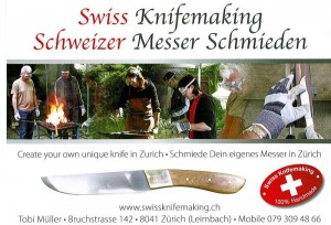 Swiss Knifemaking